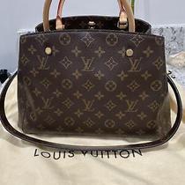 Louis Vuitton Montaigne Mm Photo