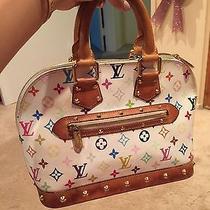 Louis Vuitton Multicolor Alma Photo