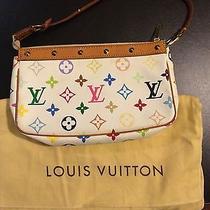 Louis Vuitton Multicolor Pochette Photo