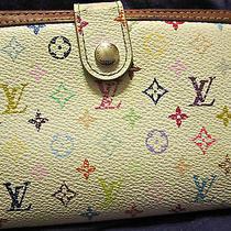 Louis Vuitton Multicolor Wallet Photo