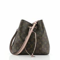 Louis Vuitton Neonoe Handbag Monogram Canvas Photo