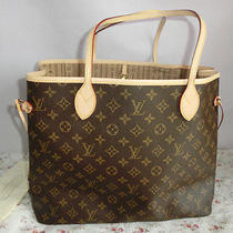 Louis Vuitton Neverfull Gm Photo