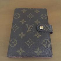 Louis Vuitton Notebook Photo