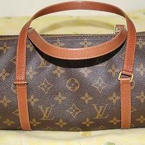 Louis Vuitton Papillon 30 Cm Handbag Authentic Photo
