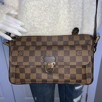 Louis Vuitton Ravello Gm Damier Ebene Crossbody Bag Photo