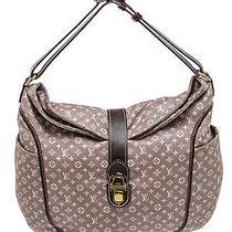 Louis Vuitton Red Encre Idylle Romance Hobo Handbag Photo