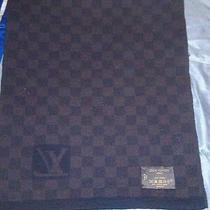 Louis Vuitton Scarf- Like New Never Worn Photo