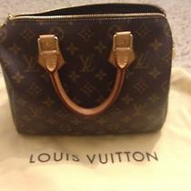 Louis Vuitton Speedy 25 Photo