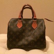 Louis-Vuitton Speedy 25 Photo