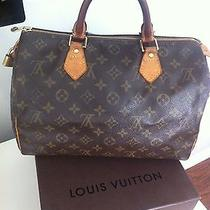 Louis Vuitton Speedy 30 Photo
