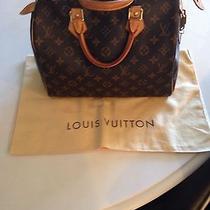 Louis Vuitton Speedy 30 Photo