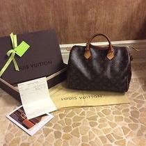 Louis-Vuitton Speedy 30 Photo