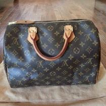 Louis Vuitton Speedy 30 Monogram Handbag Photo