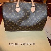 Louis Vuitton Speedy 35 Photo