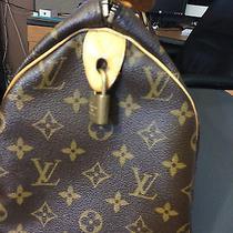 Louis Vuitton Speedy 35 Photo