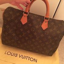 Louis-Vuitton Speedy 35 Photo