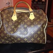 Louis Vuitton Speedy Bag Photo