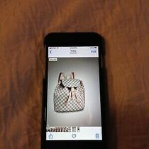 Louis Vuitton Sperone Bb Damier Canvas  Backpack Photo
