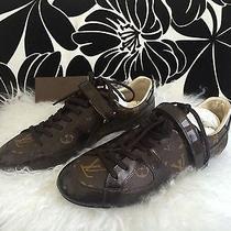Louis Vuitton Tennis Shoes  Photo