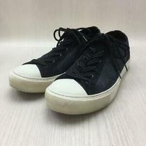 Louis Vuitton  us7.5 Blk Size us7.5 Black Low Cut Sneaker 3445 From Japan Photo