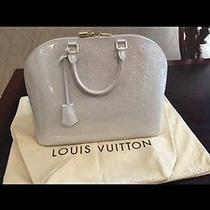 Louis Vuitton Vernis Alma  Photo