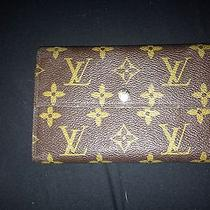 Louis Vuitton Wallet M61203 Photo
