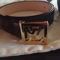 Louis Vuitton Woman Belt Photo