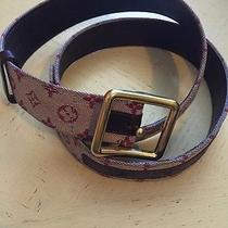 Louis-Vuitton Women Belt Photo