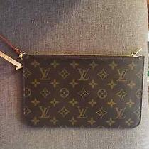 Louis Vuitton Zippered Wristlet Photo