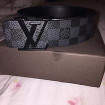 Louis Vuittons Belt Photo