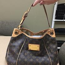Louis Vuittons Handbags Galleria Pm Photo