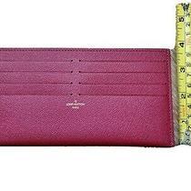 Louis Vuittons Wallet Card Holder Insert Women New Photo