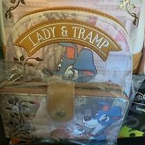 Disney Loungefly Lady And The Tramp Backpack House Hipswap