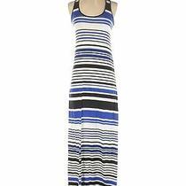 Love...ady Women Blue Casual Dress S Photo