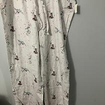 Love by Gap Womens Flannel Winter Animals Pajama Pants Size Xl Nwt Photo