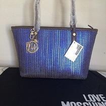 Love Moschino Bag New Price 410 Photo