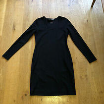 Love Moschino Black Dress Size 12 Photo