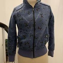 Love Moschino Butterfly Zipped Jacket Small Photo