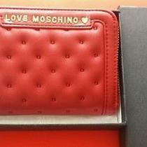 Love Moschino Original Wallet Photo