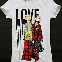 Love Moschino Two Women Fashion Trendy Photo
