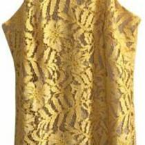 Lovers  Friends Caspian Shift Dress - Golden Yellow - Size Xxs Photo
