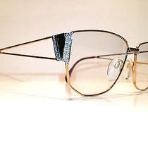Ltd. Series Silhouette 18k Solid Gold Glasses Sunglasses  Cartier Versace Style Photo