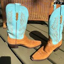 Lucchese 1883 Womens Cowboy Boots Size 8 Photo