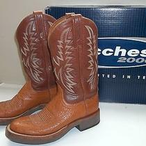 Lucchese 2000 Full Quill Ostrich Crepe Sole Mens 7d Exotic Cowboy Boots T4207 Hd Photo