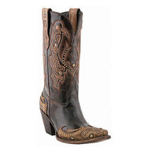 Lucchese Boots Size 8 Photo