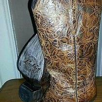 Lucchese Boots Sz 7 Photo