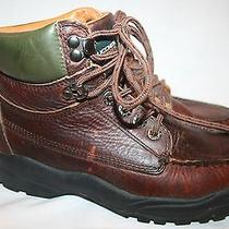 Lucchese Usa Sport Hiking Trail Boots Timberland Danner Whites 5 B Womens  Euc Photo