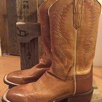 Lucchese Womens Boots Size 8.5like New Photo