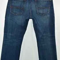 Lucky Brand 361 Vintage Straight Jeans Mens Size 32x30 Blue Meas. 32x29 Photo