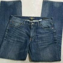 Lucky Brand 361 Vintage Straight Medium Wash Jeans Men's Size 33 X 32 Euc Photo